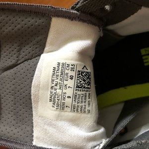 6acdea679b8076 Converse Shoes - Grey High Top Chuck 2s! BARELY USED